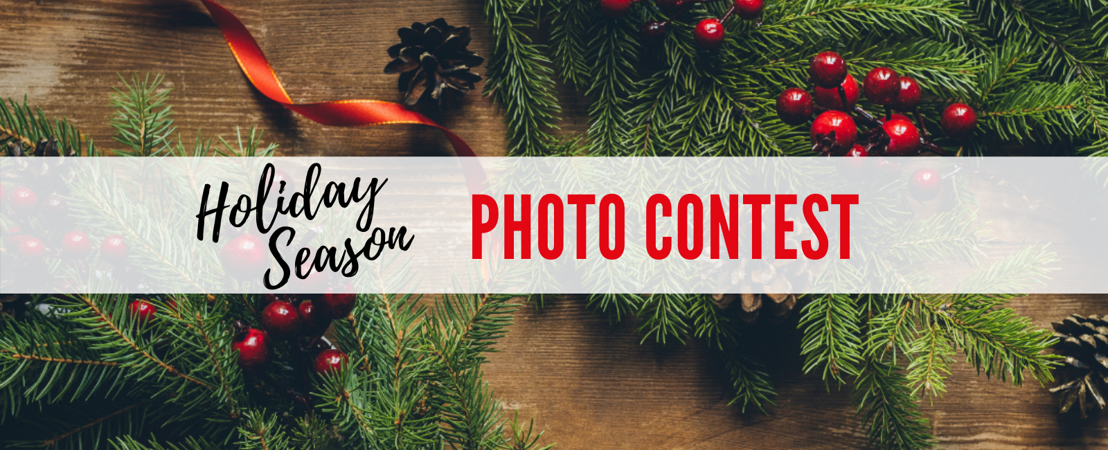 Holiday Season photo contest