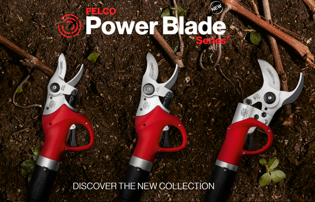 FELCO Power Blade Series – Videos